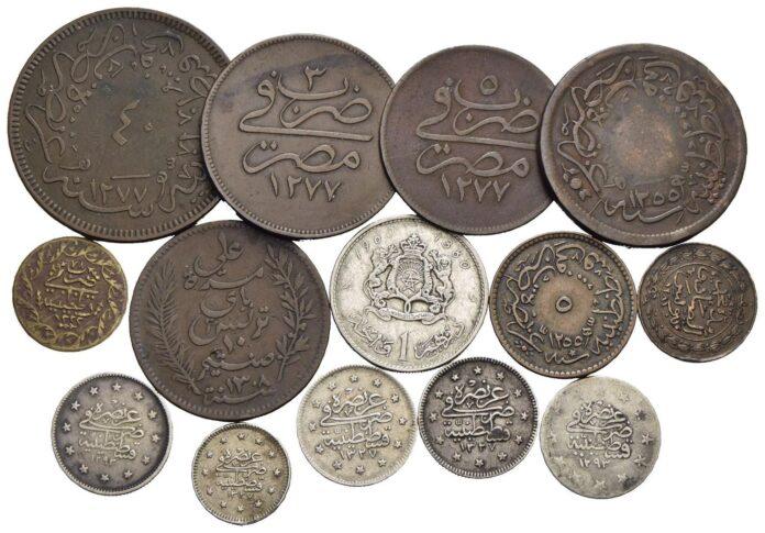 Monete arabe: quanto valgono in euro