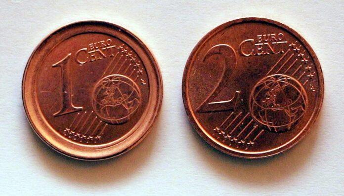 Hai ancora monetine da 1 e 2 centesimi? Buon per te, possono valere una fortuna
