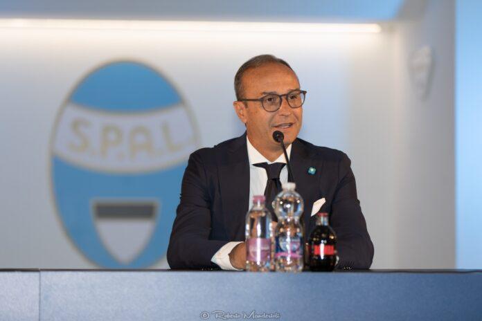 Serie B, Spal: Marino annuncia l'addio di Sebastiano Esposito