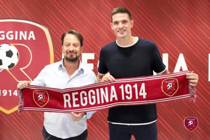 Serie B, Calciomercato Reggina: rescissione consensuale con Lafferty