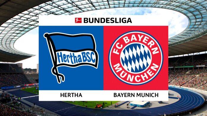 Bundesliga, Hertha-Bayern Monaco: quote, pronostico e probabili formazioni
