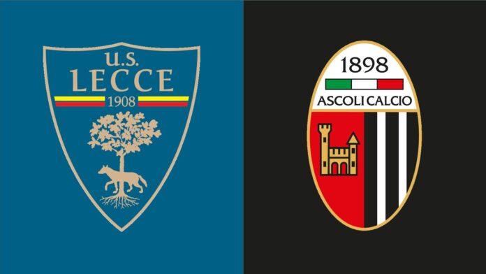 Serie B, Lecce-Ascoli: quote, pronostico e probabili formazioni